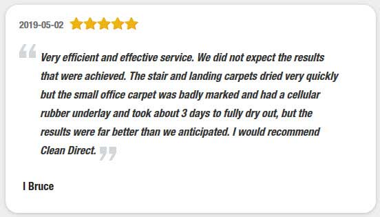 Stair Carpet Cleaning Review