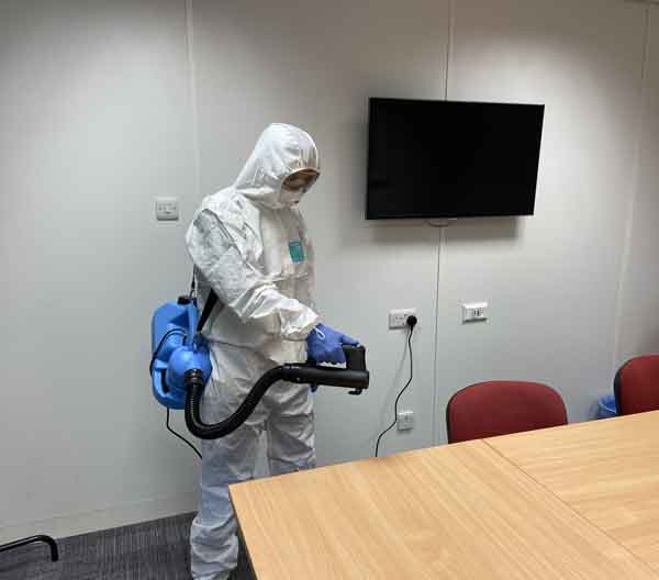Decontamination-Service