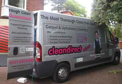 Carpet Cleaners in West Kirby